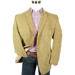 Calvin Klein Suits & Blazers - Calvin Klein Mens Corduroy Three Button Sport Coat